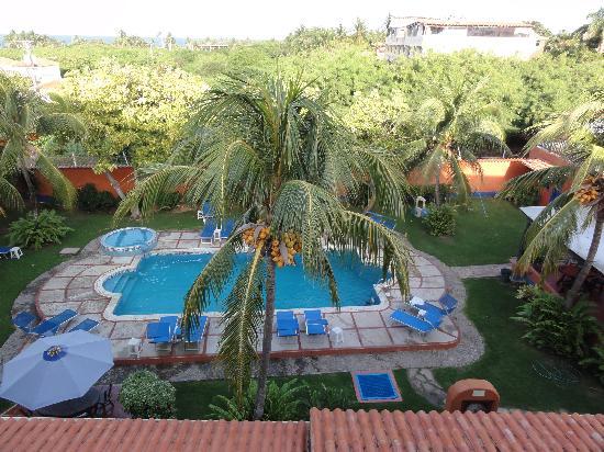 Costa Linda Beach: Pool
