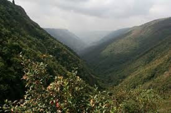 Cherrapunjee, India: Mawkdok Valley