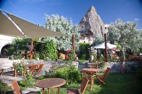 Kelebek Special Cave Hotel: Kelebek Rose Garden