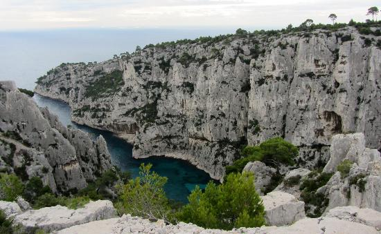 Hotel Cassitel: the gorgeous Calanques