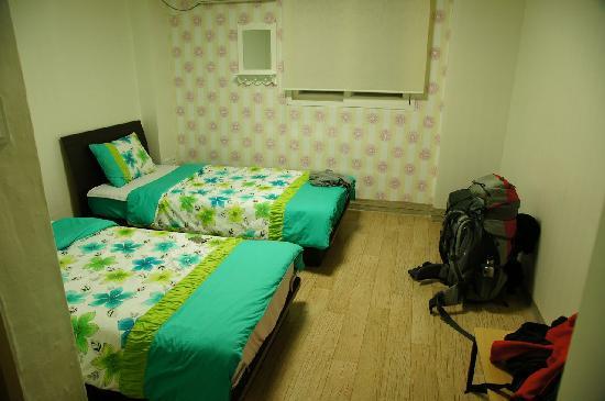 Namdaemun Guesthouse Seoul: Twin Room