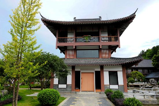 Guilinyi Royal Palace: Chinese style building