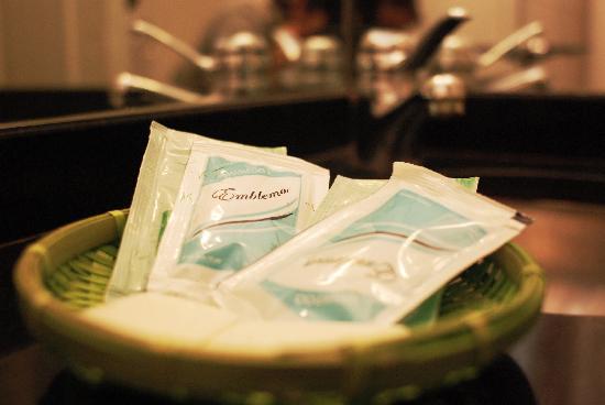 Hotel Frossard: baño