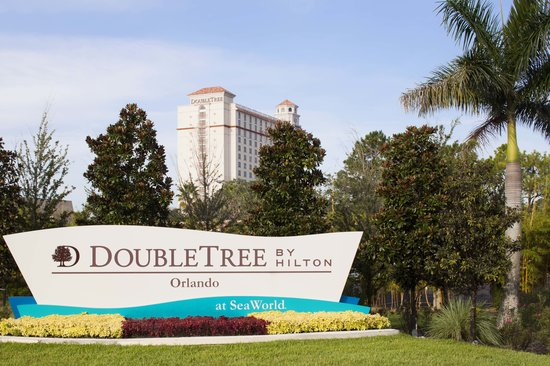 The Doubletree by HIlton Orlando at SeaWorld