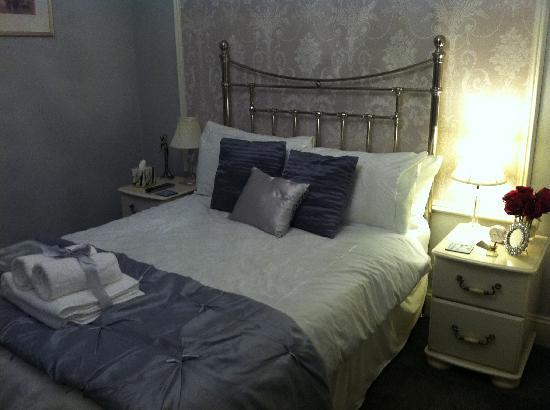 Trefoil Guest House: Double room