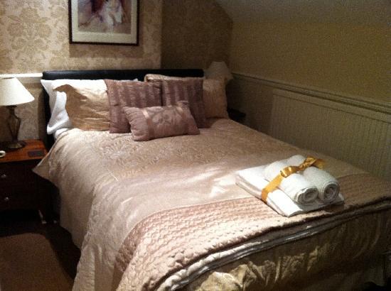 Trefoil Guest House: Large double room