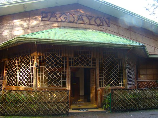 Pagdayon Traveler's Inn : Main Entrance