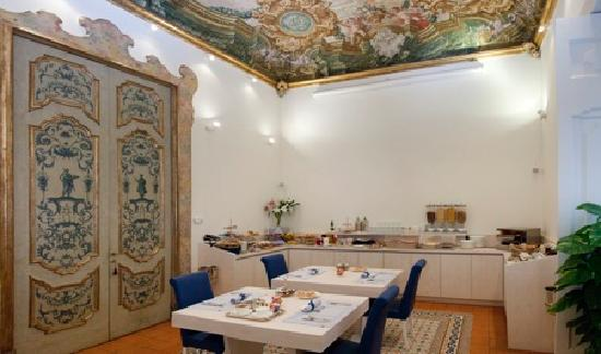 Maison Tofani: Breakfast Room