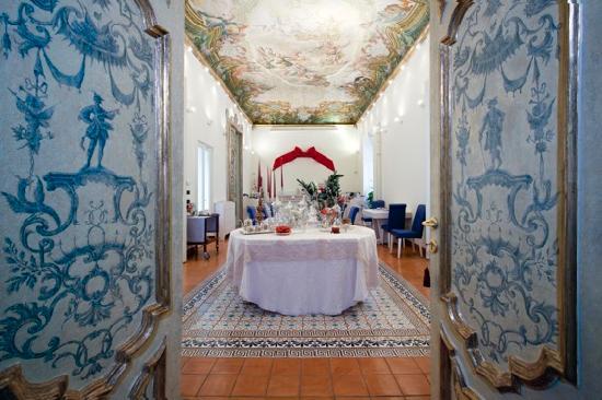 Maison Tofani: Tea Room