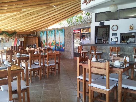Hotel Grand Mare & Bungalows: GrandMare Restaurant