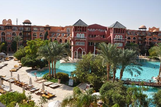 The Grand Resort Hurghada: Вид из номера