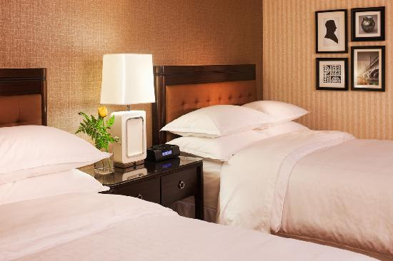 Sheraton Detroit Metro Airport : Double Guest Room