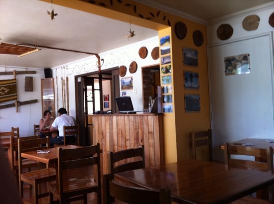 Al Sur Resto Bar : interior