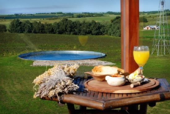 La Rocchetta: Mi desayuno favorito