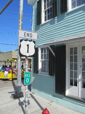 Key West, FL: La Milla 0