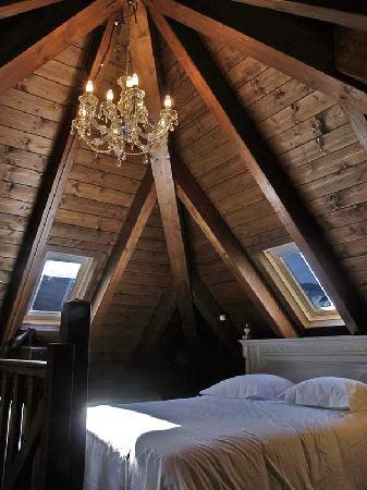 Hotel Selba d'Ansils: Dormitorio Dúplex panorámica