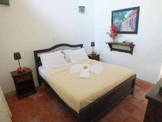 Hotel Posada La Bokaina: Our room