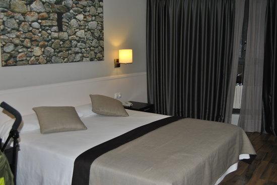 Hotel Exe Prisma: la cama