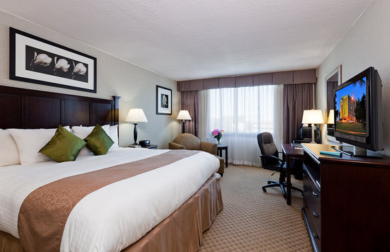 Best Western Plus Rockville Hotel & Suites: King Bedded Room
