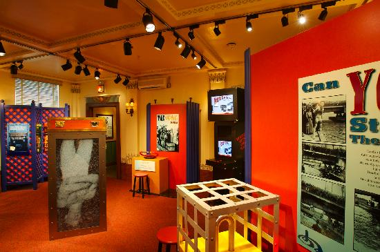 The History Museum at the Castle: A.K.A. Houdini exhibit