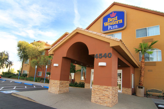 Photo of BEST WESTERN PLUS North Las Vegas Inn & Suites