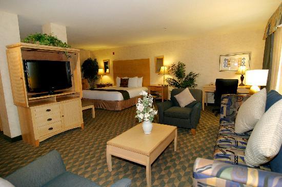 BEST WESTERN PLUS North Las Vegas Inn & Suites : Hospitality Suite