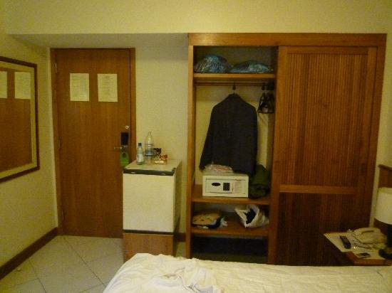 Hotel Arpoador: entrance 305