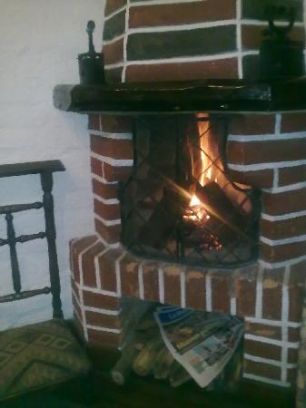 Salcedo, Ecuador: chimenea