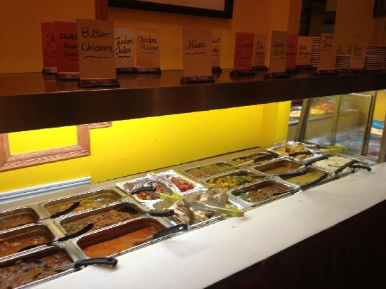 Enjoyable Buffet Picture Of India Palace Toronto Tripadvisor Beutiful Home Inspiration Semekurdistantinfo