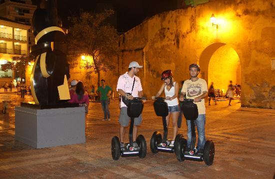 Segway Cartagena : La Torre del Reloj