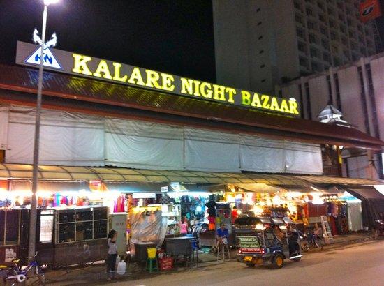 Kalare Night Bazaar: Bazaar