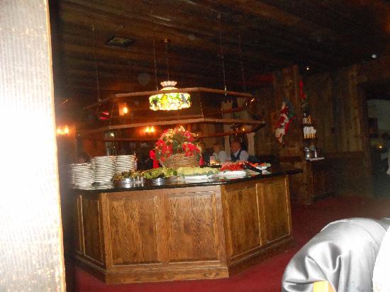 Steak Loft : Salad Bar