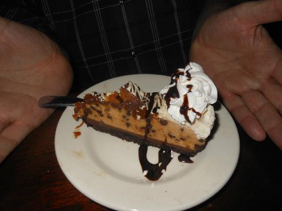 Steak Loft : Peanut Butter Pie
