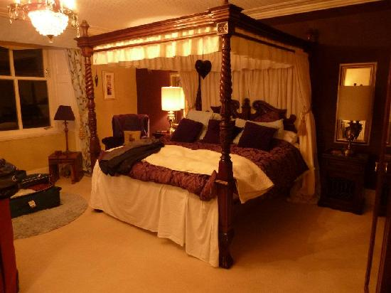 Glebe Country House Tarbet: Our room