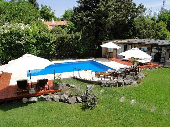 Lares de Chacras : Nice little pool