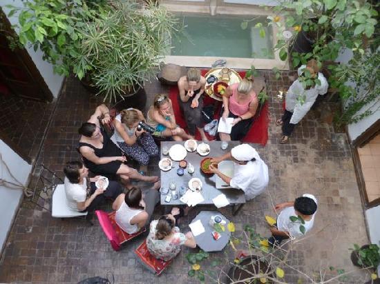 Cooking class - Riad Dar Zaman