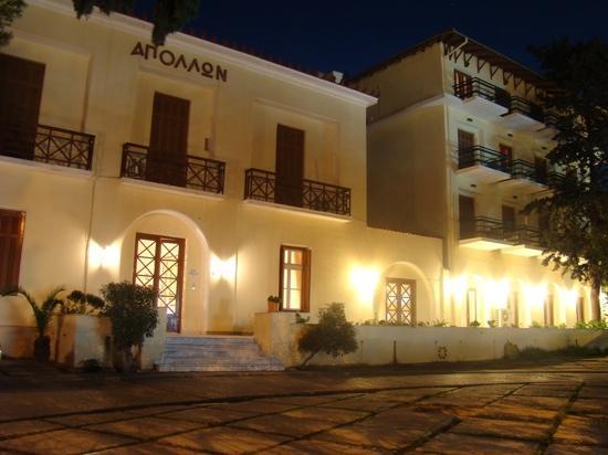 Apollon Xylokastro Hotel : Hotel Apollon