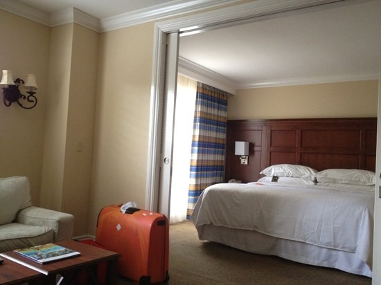 Sheraton Suites Key West : room