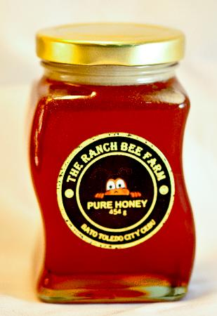 The Ranch Resort : The Gaite Ranch Organic Honey
