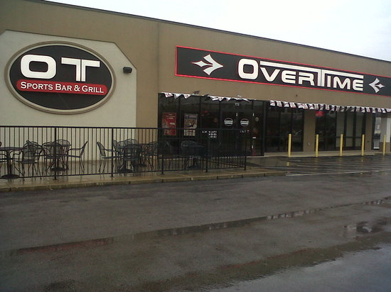 Overtime Sports Bar Amp Grill Bowling Green Menu Prices