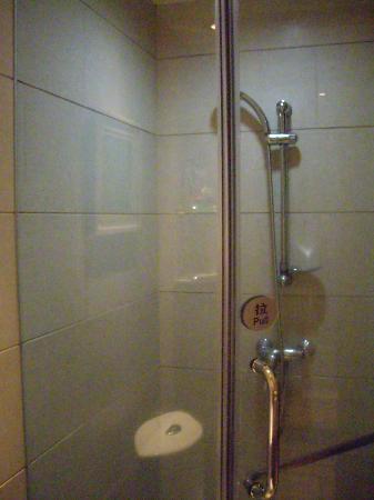 Zhong Tai Lai Hotel: シャワー室01