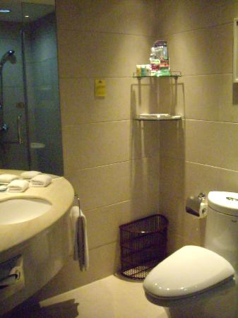 Zhong Tai Lai Hotel: シャワー室02