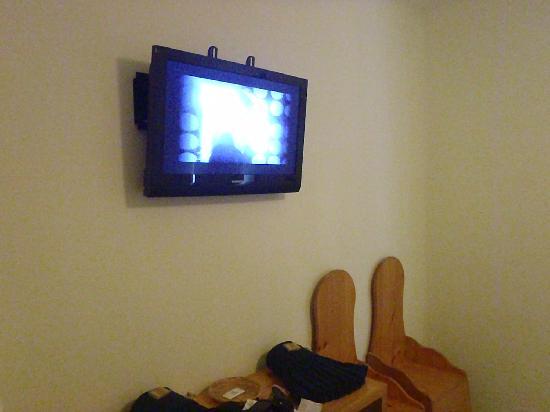 هوتل كوكو ريو: Tv de plasma
