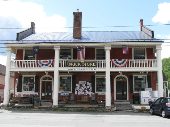 The Brick Store