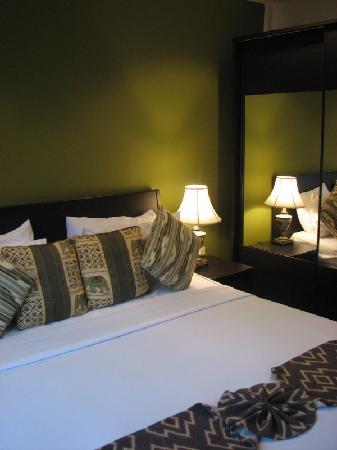 โรงแรมบ้านดอกไม้: Room 3