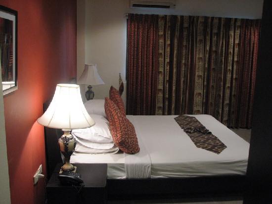 โรงแรมบ้านดอกไม้: Room 5b