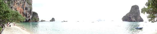 โรงแรมรายาวดี: Phranang Beach