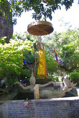 Phnom Kulen National Park: In the temple