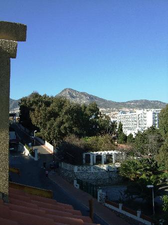 Hotel Apartamentos Vistamar: balcony