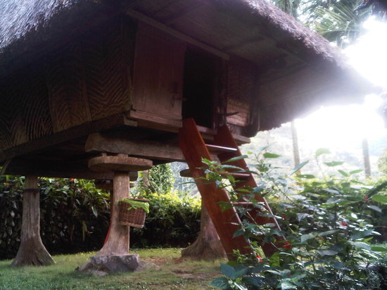 Native Village Inn & Restaurant: Native Ifugao Hut